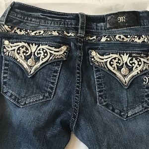 Miss me Mid-Rise jeans size 28